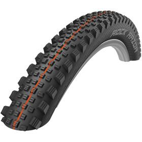 """SCHWALBE Rock Razor Super Gravity Evolution Folding Tyre 27.5x2.35"""" TLE E-25 Addix Soft, black"""
